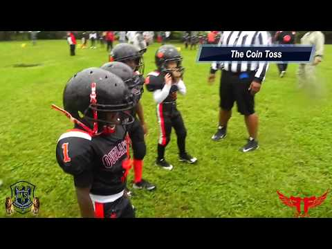 Midwest National Sports Outlaws 7u Vs Penguin's 7u (Game Of The Week 2