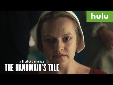 The Handmaid's Tale   Elisabeth Moss é Offred