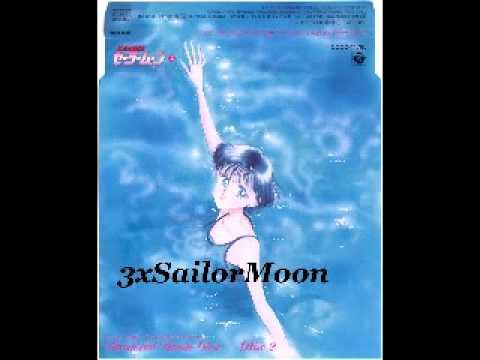 Sailor Moon -- Memorial Music Box CD 2~10 Moon Power de Henshou (Moon Power Disguise)