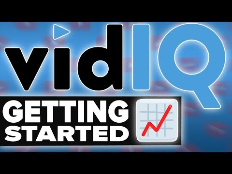 vidIQ Vision for YouTube