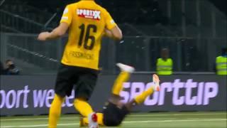 Highlights YB - St. Gallen (2:0), 26.09.2018