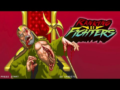 Ranking of Fighters 0035: Time Killers & BloodStorm
