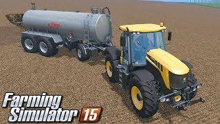 Obornik i gnojowica - Farming Simulator 15 | (#6)