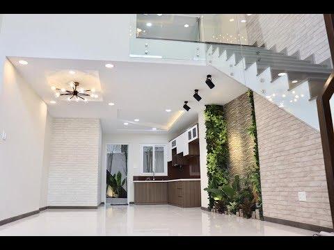 Nhà bán Gò Vấp. 4.5 x 15m Nguyễn Văn Công 3.5 lầu thiết kế đẹp nội thất cao cấp gần Sân Bay 7.25 tỷ