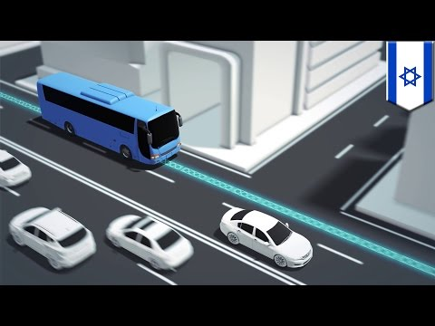 Wireless charging: company envisions electric vehicles getting charge from the road - TomoNews