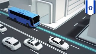 Wireless charging  company envisions electric vehicles getting charge from the road   TomoNews