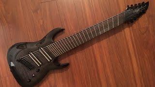 UNBIASED GEAR REVIEW -  Agile Pendulum Pro 102730 10-string guitar