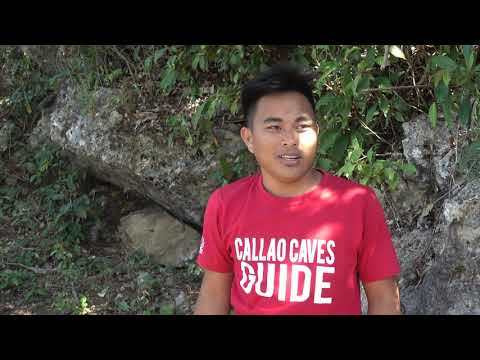 Callao Cave Cagayan/Philippines In 𝟒𝐊  -  An Amazing Wonder Of Nature