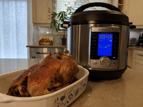 Instant Pot_ Whole Duck (fast And Delicious)