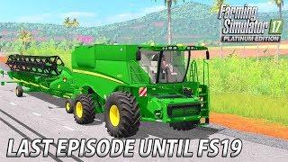 NEW JOHN DEERE HARVESTER | Farming Simulator 17 Estancia Lapacho - Ep 27