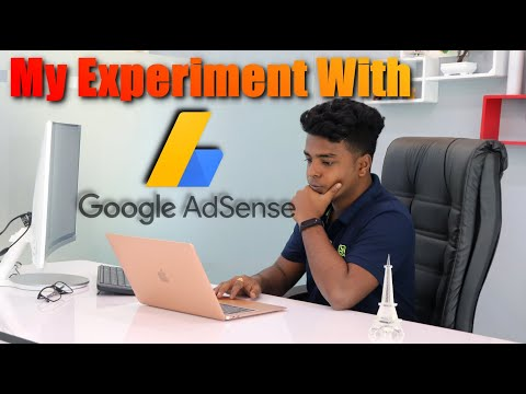 My Experiment With Google AdSense Approval