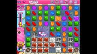 How to beat Candy Crush Saga Level 379 - 1 Stars - No Boosters - 45,103pts