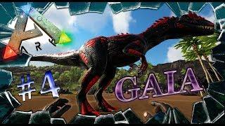 ARK: Survival Evolved первые шаги на сервере Gaia #4 (моды в Арк Сурвайвал)