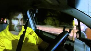 Shadow Agents - US Border Patrol disappears in the Darkness at Immigration Inspection Checkpoint