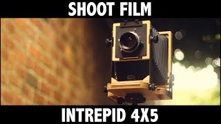 Intrepid 4x5 (large format)