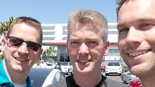 Tesla VIP Tour & Q/A