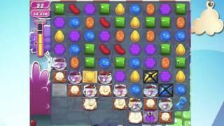 Candy Crush Saga Level 1249  No Booster