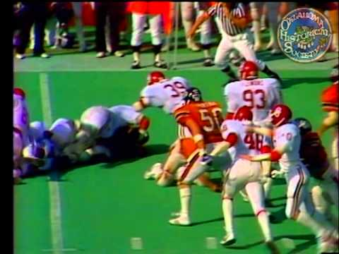 OU vs. Oklahoma State University 1983