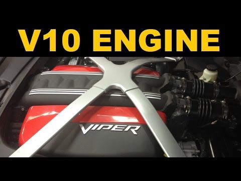 V10 Engine - V10 Cars - Explained