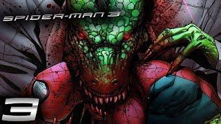 BATALLA CON EL LAGARTO | Spider-Man 3 | EPISODIO 3