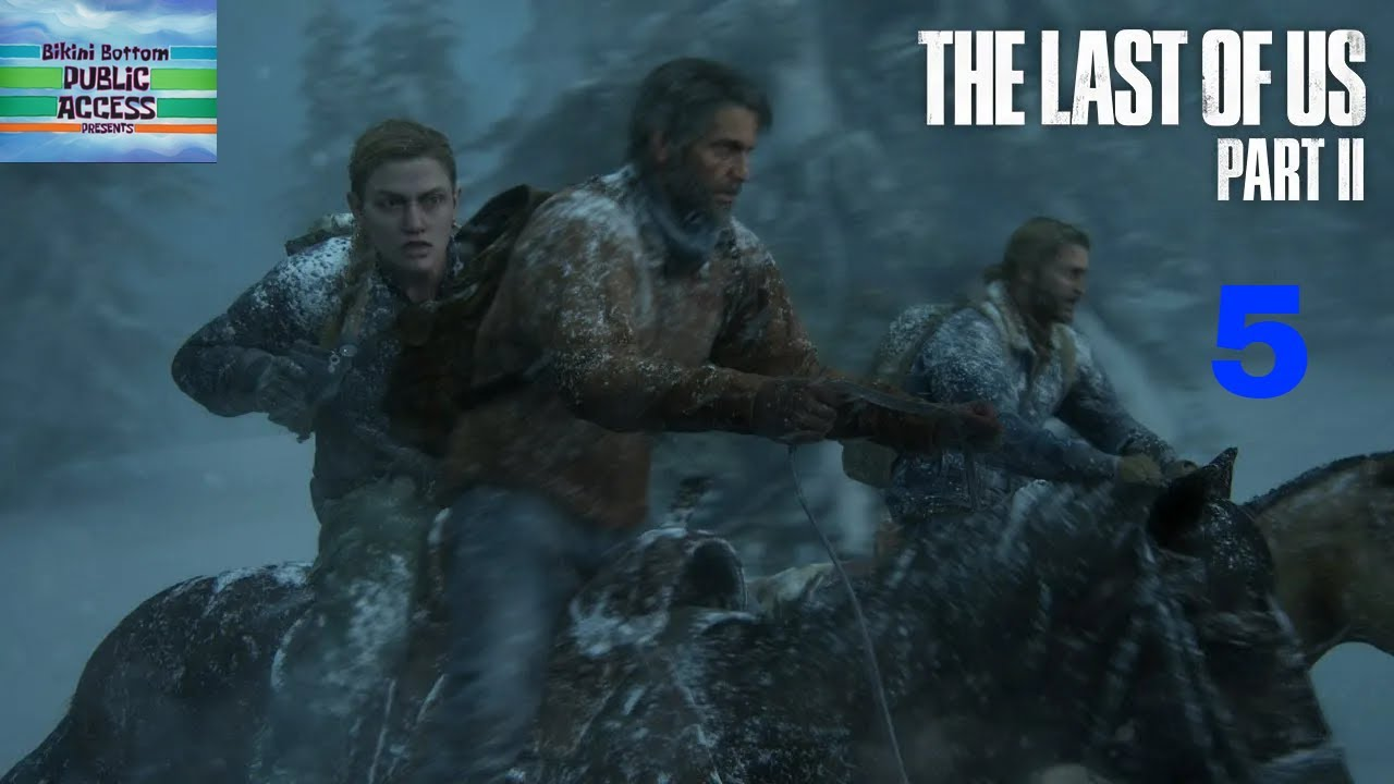 The Last of Us 2 - An Unexpected Encounter, An Unexpected Outcome... PS4 Gameplay Walkthrough Part 5