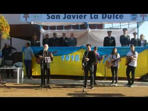 San Javier en Siesta por los chicos de la Eco 5