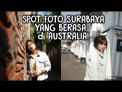 Diusir Satpam di Spot Foto Surabaya - TravelVlogritte