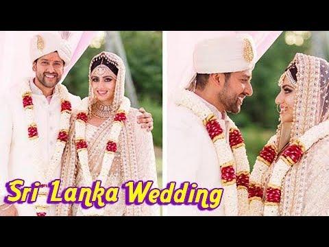 Aftab Shivdasani Marries Nin Dusanj In Sri Lanka