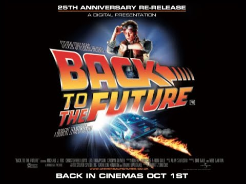 Back to future date in Melbourne