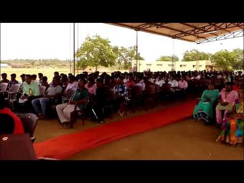 காமராஜர் பிறந்த நாள் விழா மற்றும் முதலாம் ஆண்டு மாணவர்கள் வரவேற்பு விழா 2018
