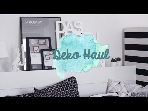 Deko Haul I Impressionende Hm Home Ikea Etc I Unboundedambition