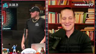 The Pat McAfee Show | Friday January 8th. 2021