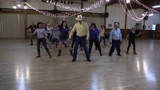 The Git Up Line Dance