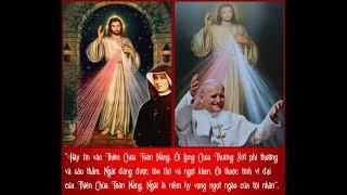 CHUỖI KINH LÒNG CHÚA THƯƠNG XÓT - Cầu nguyện: 3 giờ chiều là giờ Chúa muốn chúng ta lần hạt..