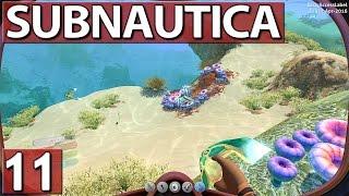 Subnautica #11 Die Schrottbasis Der Tauch Simulator ► Ang►spielt