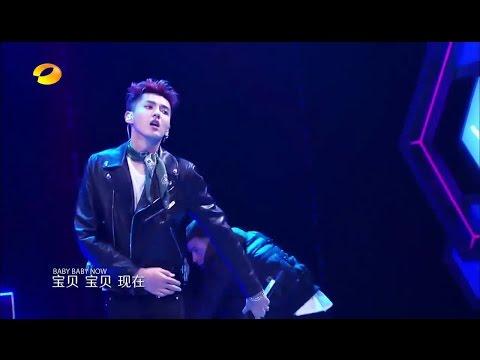"[720P HD] 170121 Kris Wu ""July"" Happy Camp Live Performance"