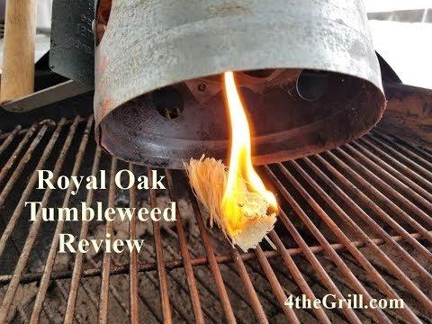 Tumbleweed Firestarter Review