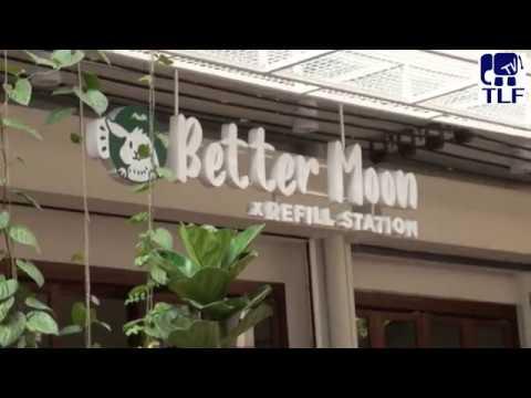 Bangkok eco-friendly café and refill station On Nut