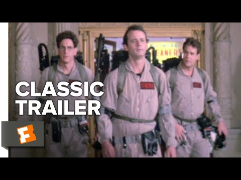 Ghostbusters (1984) Trailer #1   Movieclips Classic Trailers