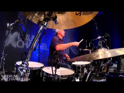 Chad Smith's Bombastic Meatbats | GoPro + Drum Channel || 2