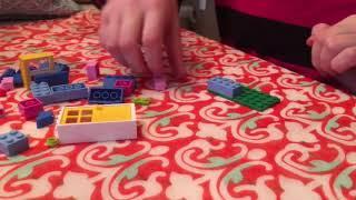 How To Make a Simple Lego Garden House