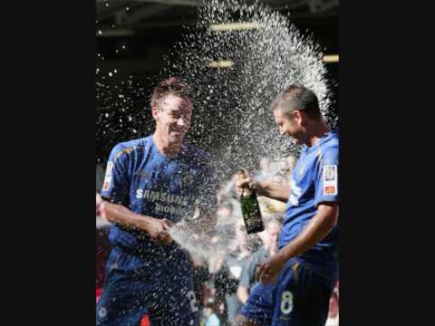 john terry and  frank lampard campione