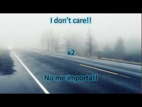 Apocalyptica ft. Adam Gontier (Three Days Grace) - I Don't Care (sub esp-ing)