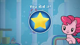 Mcplay My Little Pony Be An Inventor Game: Pinkie Pie Skates Across a Rainbow!