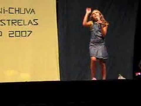 Daniela No MiniChuva de EstrelasLordelo 2007