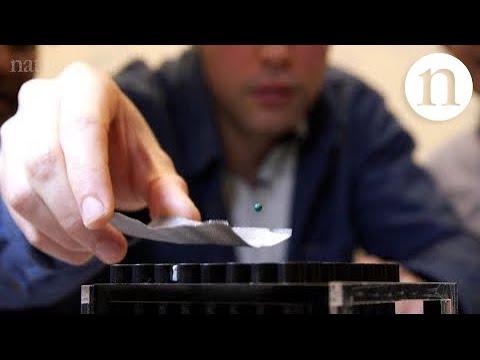 Ultrasonic levitation