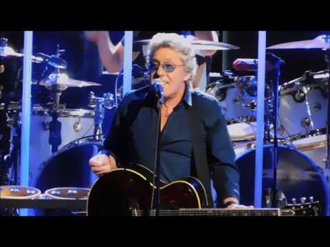 The Who, Squeeze Box, at The Colosseum at Caesars Palace 080917