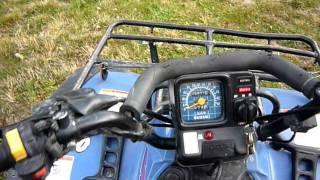 1991 Suzuki Quad Runner 300 4wd