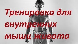 Тренировка для внутренних мышц живота(Здравствуйте, это Масару Уэда. Сегодня я хочу объяснить вам как можно тренировать дома. Я расскажу о трениро..., 2015-06-03T19:27:41.000Z)