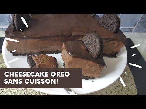 cheesecake-sans-cuisson-et-sans-gélatine-|-oreo-|recette-inratable